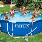 Le Migliori Piscine Intex fuori terra: caratteristiche, modelli, guida all'acquisto e prezzi